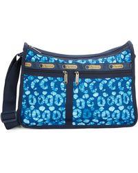 LeSportsac Abstract Crossbody Bag - Lyst