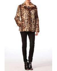 Antik Batik Short Coat Malo1jkt - Lyst