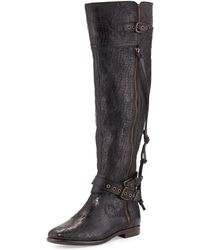 Ugg Collection Nicoletta Scored Over-the-knee Boot - Lyst