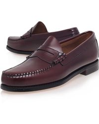 Bass Weejuns Larson Penny Loafer - Lyst