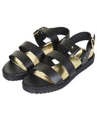 Topshop Humidity Sporty Sandals - Lyst