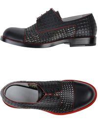 Jil Sander Lace-Up Shoes - Lyst