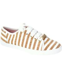 Kate Spade Lodero Lace-Up Sneakers - Lyst