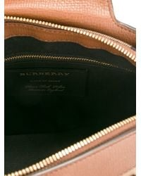 Burberry Brit - Medium  milverton  Tote - Lyst 997de3fe3c