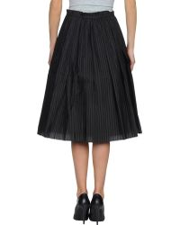 Honor 34 Length Skirt - Lyst