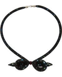 Peppercotton - Bow Necklace - Lyst