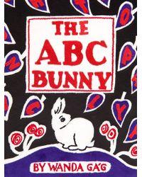 Olympia Le-Tan The Abc Bunny Clutch - Lyst