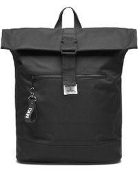 MKI Miyuki-Zoku | Black 600 Rolltop Backpack | Lyst