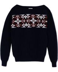 Dries Van Noten | Crewneck Sweater | Lyst