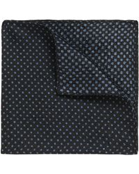 BOSS | 'pocket Square 33 X 33' | Silk Patterned Pocket Square | Lyst