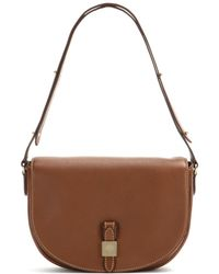 Mulberry Tessie Leather Shoulder Bag - Lyst