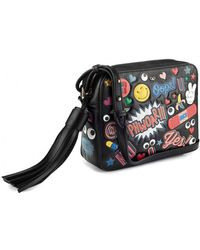 Anya Hindmarch   Crossbody All Over Stickers Bag   Lyst