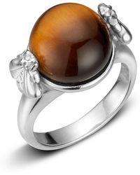 Slane - Tiger\'S Eye Bee Ring - Lyst