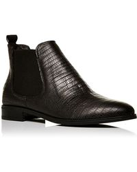 Moda In Pelle | Unruly Smart Everyday Pull On Chelsea Boots | Lyst