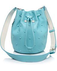 Marc By Marc Jacobs Shoulder Bag - Bloomingdale'S Exclusive Luna Studded Bucket - Lyst