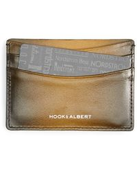 Hook + Albert   Leather Card Holder   Lyst