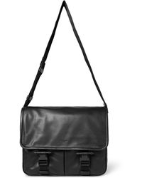 Givenchy Obsedia Leather Messenger Bag - Lyst