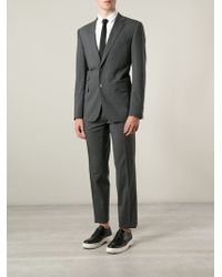 DSquared2 Gray Two-piece Suit - Lyst