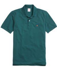 Brooks Brothers Golden Fleece Original Fit Performance Polo Shirt - Lyst