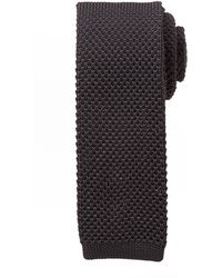 Forever 21 - Textured Knit Neck Tie - Lyst