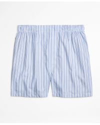 Brooks Brothers   Slim Fit Ombre Stripe Boxers   Lyst