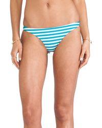 Mikoh Swimwear Lahaina Extra Skimpy Bottom - Lyst