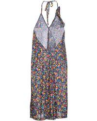 Love Moschino Knee-length Dress - Lyst