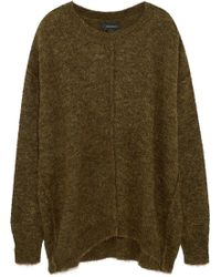 Isabel Marant Tam Knitted Sweater - Lyst