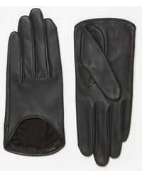 Rag & Bone Black Moto Glove - Lyst