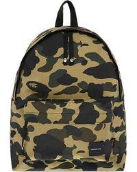 A Bathing Ape - Camo Print Cordura® Backpack - Lyst 40ac6cbdc8395