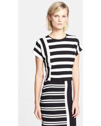 Theory 'Seblyn B' Stripe Sweater - Lyst