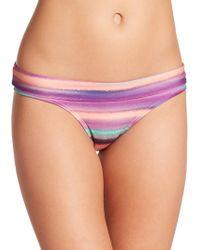 ViX Reef Steps Bandeau Bikini Top multicolor - Lyst