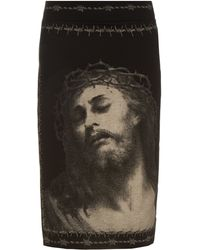Givenchy | Jesus-print Jersey Layering Piece | Lyst