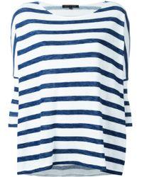 Ralph Lauren Black Label 'Phoebe' T-Shirt - Lyst