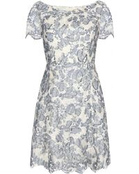Tory Burch Summer Lace Dress - Lyst