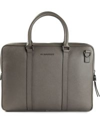 Burberry Cross Body Briefcase - Lyst