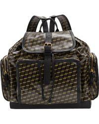 Pierre Hardy - Cubepatterned Av01 Backpack - Lyst