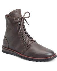 Born   'Hudson Mid' Plain Toe Boot   Lyst