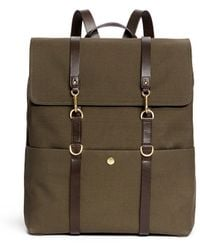 Mismo 'M/S' Canvas Backpack - Lyst