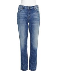 T By Alexander Wang Jeans - Lyst
