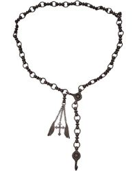 Brevard - Chain Link Necklace - Lyst