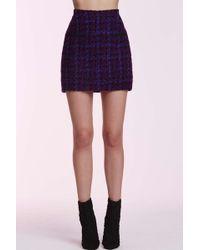 Chanel | Vintage Lorraine Bouclã© Skirt | Lyst