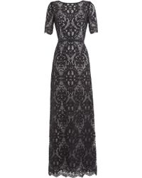 Catherine Deane   Silk Lace Gown - Multicolor   Lyst