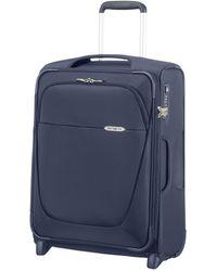 Samsonite Wheeled Luggage blue - Lyst