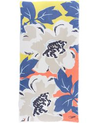 Diane von Furstenberg | Grace Kimono Flower Sun Scarf - Kimono Flower Sun | Lyst