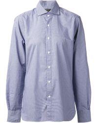 Lorenz Bach - Checkered Shirt - Lyst