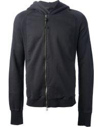 The Viridi-anne - Seam Detail Hooded Jacket - Lyst