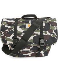Carhartt Camo Parcel Messenger Bag - Lyst