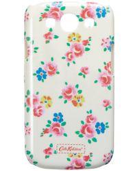 Cath Kidston - Freston Rose Case For Samsung Galaxy S4 - Lyst