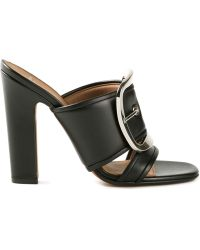 Givenchy Slip On Mules - Lyst